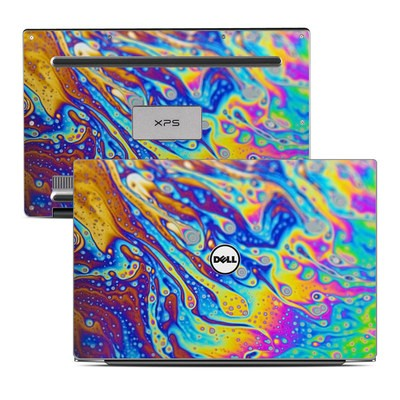 Dell XPS 13 Laptop Skin - World of Soap