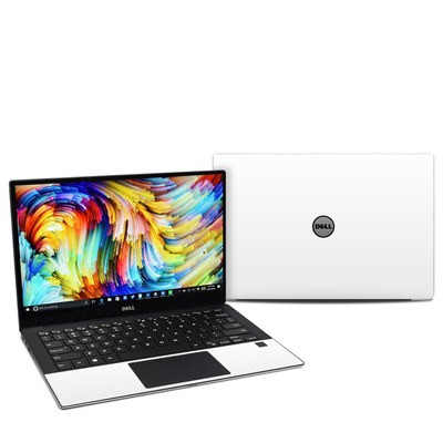 Dell XPS 13 (9360) Skin - Solid State White