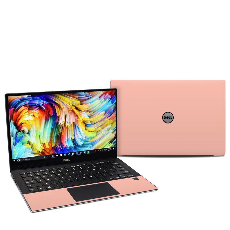 Dell Xps 13 9360 Skin Solid State Peach By Solid