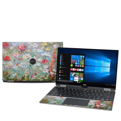 Dell XPS 13 2-in-1 (9365) Skin - Flower Blooms