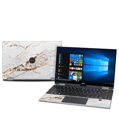 Dell XPS 13 2-in-1 (9365) Skin - Hazel Marble