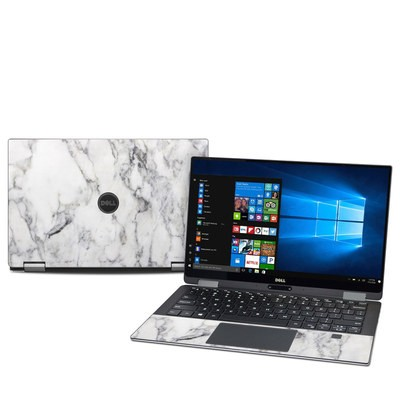 Dell XPS 13 2-in-1 (9365) Skin - White Marble