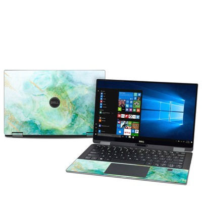 Dell XPS 13 2-in-1 (9365) Skin - Winter Marble