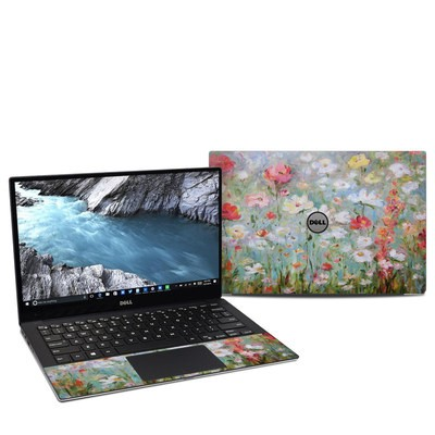 Dell XPS 13 (9370) Skin - Flower Blooms