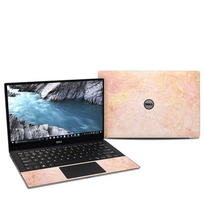 Dell XPS 13 (9370) Skin - Rose Gold Marble