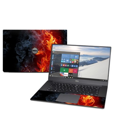 Dell XPS 15 (9560) Skin - Flower Of Fire