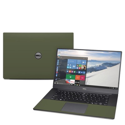 Dell XPS 15 (9560) Skin - Solid State Olive Drab
