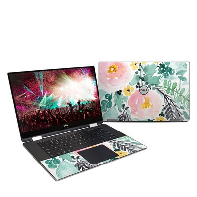 Dell XPS 15 2-in-1 (9575) Skin - Blushed Flowers