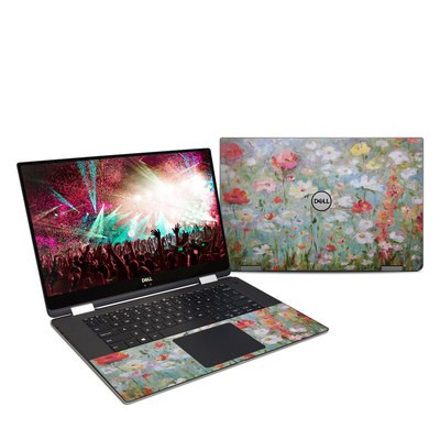 Dell XPS 15 2-in-1 (9575) Skin - Flower Blooms
