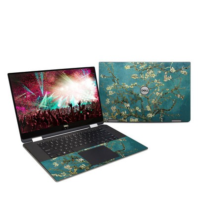Dell XPS 15 2-in-1 (9575) Skin - Blossoming Almond Tree