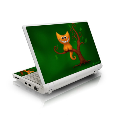 Asus Eee PC Skin - Cheshire Kitten