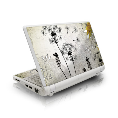 Asus Eee PC Skin - Little Dandelion