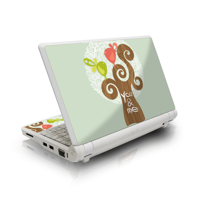 Asus Eee PC Skin - Two Little Birds