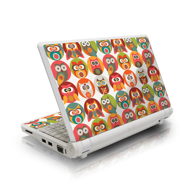 Asus Eee PC Skin - Owls Family