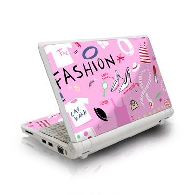 Asus Eee PC Skin - Tres Chic