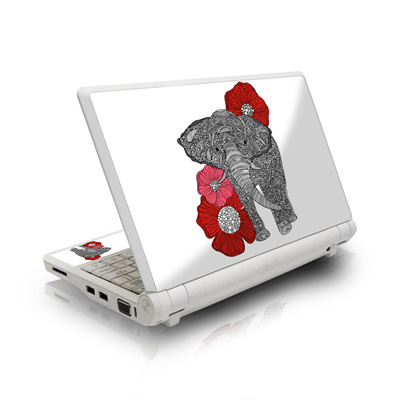 Asus Eee PC Skin - The Elephant