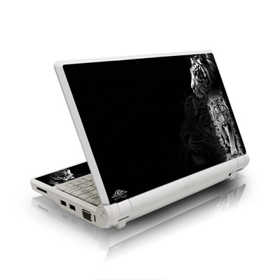 Asus Eee PC Skin - White Tiger