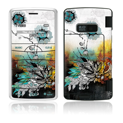 LG enV2 Skin - Frozen Dreams