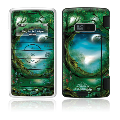 LG enV2 Skin - Moon Tree