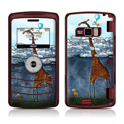 LG enV3 Skin - Above The Clouds
