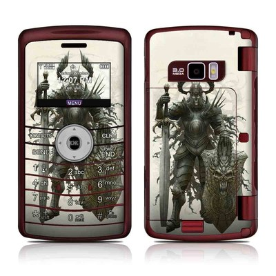 LG enV3 Skin - Dark Knight