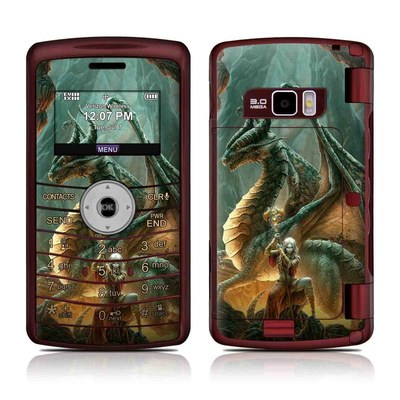 LG enV3 Skin - Dragon Mage