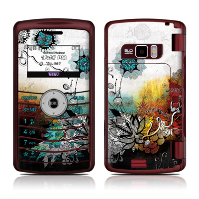 LG enV3 Skin - Frozen Dreams