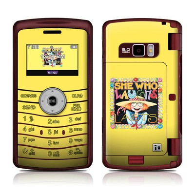 LG enV3 Skin - She Who Laughs