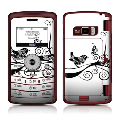 LG enV3 Skin - Little Curly