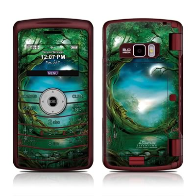 LG enV3 Skin - Moon Tree