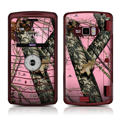 LG enV3 Skin - Break-Up Pink