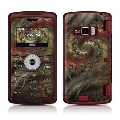 LG enV3 Skin - Reaching Out