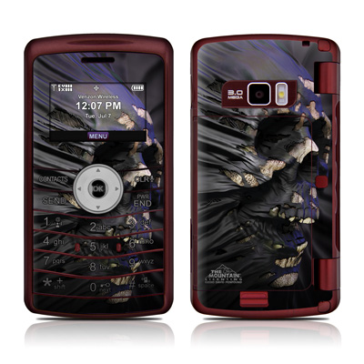 LG enV3 Skin - Skull Breach