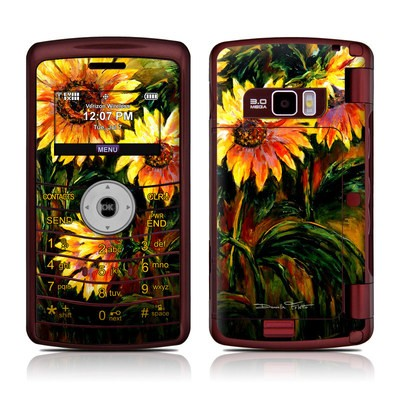 LG enV3 Skin - Sunflower Sunshine