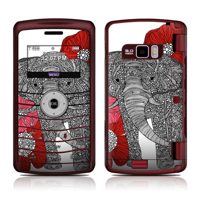 LG enV3 Skin - The Elephant