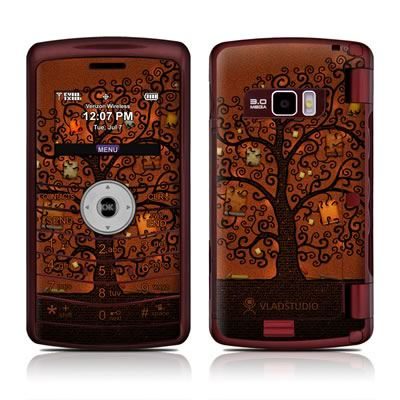 LG enV3 Skin - Tree Of Books