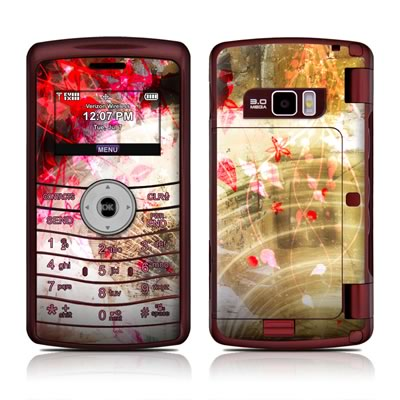 LG enV3 Skin - Woodflower