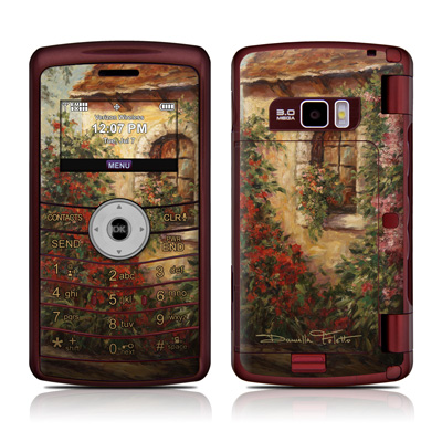 LG enV3 Skin - The Window