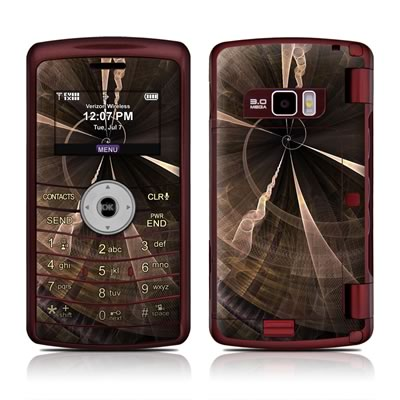 LG enV3 Skin - Wall Of Sound
