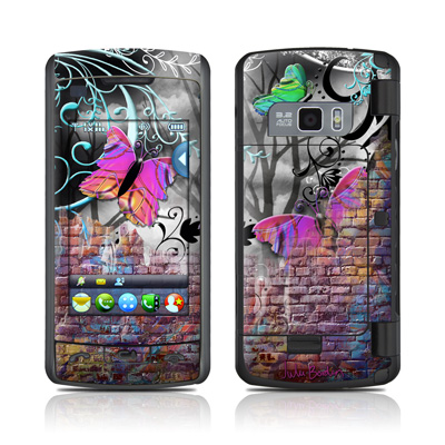 LG enV Touch Skin - Butterfly Wall