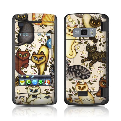LG enV Touch Skin - Cats