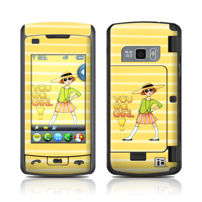 LG enV Touch Skin - You Go Girl