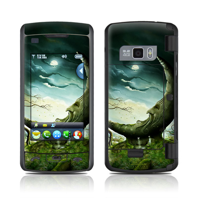 LG enV Touch Skin - Moon Stone