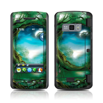 LG enV Touch Skin - Moon Tree