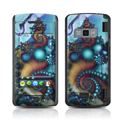 LG enV Touch Skin - Sea Jewel