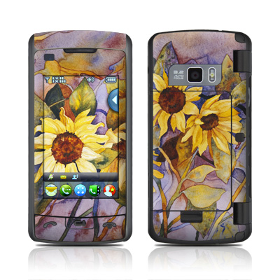 LG enV Touch Skin - Sunflower