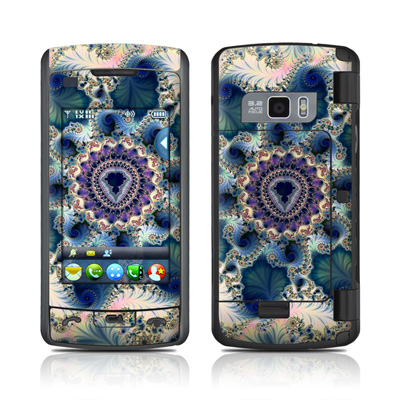 LG enV Touch Skin - Sea Horse