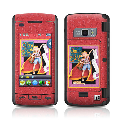 LG enV Touch Skin - Queen Has Spoken