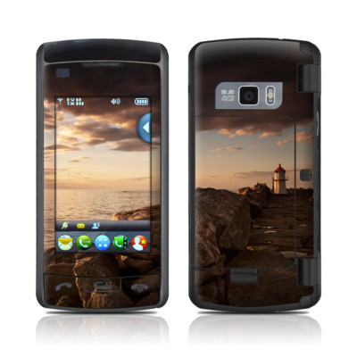 LG enV Touch Skin - Sunset Beacon