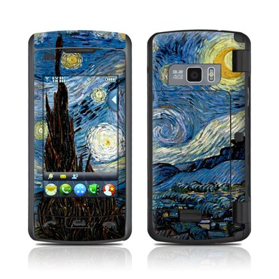 LG enV Touch Skin - Starry Night
